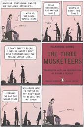 The Three Musketeers - Dumas, Alexandre / Gauld, Tom / Pevear, Richard