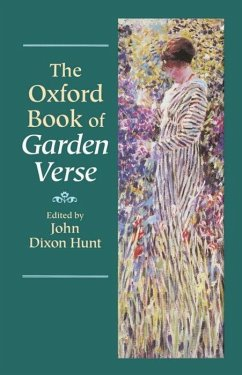 The Oxford Book of Garden Verse - Hunt