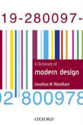 A Dictionary of Modern Design