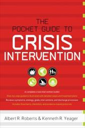 Pocket Guide to Crisis Intervention - Roberts, Albert R. / Yeager, Kenneth R.