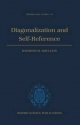 Diagonalization and Self-reference - Raymond M. Smullyan