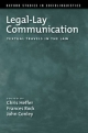 Legal-Lay Communication: Textual Travels in the Law