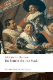 The Man in the Iron Mask. Der Mann in der eisernen Maske, engl. Ausgabe - Dumas, Alexandre, d. Ält.