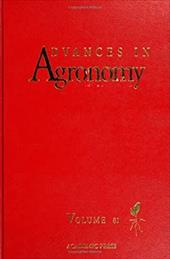 Advances in Agronomy - Sparks, Donald L.