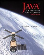 Java for Engineers and Scientists - Chapman, Stephen J.