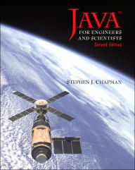 Java For Engineers and Scientists - Stephen J. Chapman