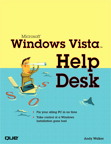 Microsoft Windows Vista Help Desk - Que Publishing
