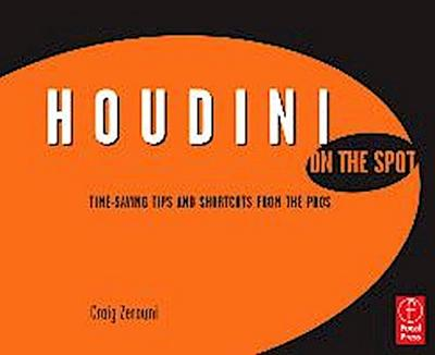Houdini On the Spot - Craig Zerouni