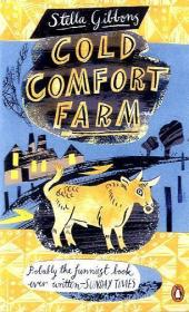 Cold Comfort Farm, English edition - Stella Gibbons