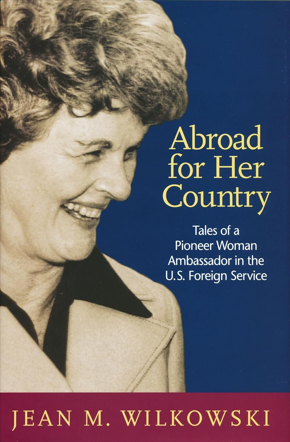 Abroad for Her Country