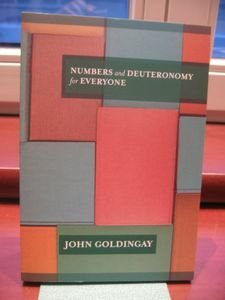 Numbers and Deuteronomy for everyone - Goldingay, John
