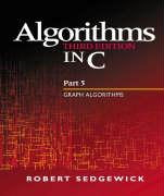 Algorithms in C. Graph Algorithms. Part 5  3. Aufl. - Sedgewick, Robert