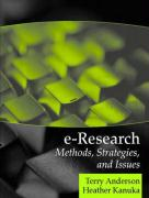 E-Research: Methods, Strategies, and Issues