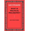 What is Political Philosophy? - Leo Strauss