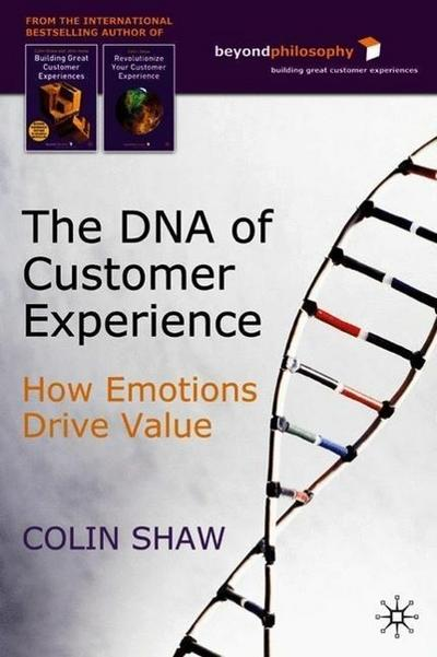 The DNA of Customer Experience - Colin Shaw