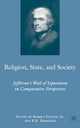 Religion, State, and Society - R. K. Ramazani; Robert Fatton