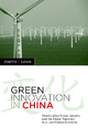 Green Innovation in China - Joanna I Lewis