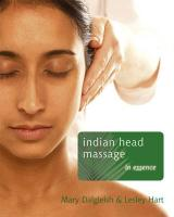 Indian Head Massage in Essence