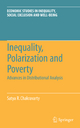 Inequality, Polarization and Poverty - Satya R. Chakravarty
