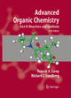 Advanced Organic Chemistry - Francis A. Carey;  Richard J. Sundberg