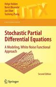 Holden, Helge;Oksendal, Bernt;Uboe, Jan;Zhang, Tusheng: Stochastic Partial Differential Equations