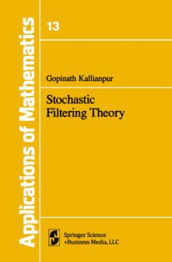 Stochastic Filtering Theory - Kallianpur, G.