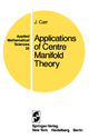 Applications of Centre Manifold Theory - J. Carr