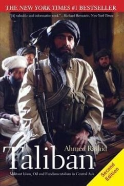 Taliban: Militant Islam, Oil and Fundamentalism in Central Asia - Rashid, Ahmed