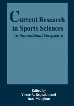 Current Research in Sports Sciences - Maughan, R. / Rogozkin, V.A. (Hgg.)