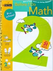 Before I Do Math (Preschool)