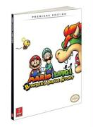 Mario & Luigi: Bowser's Inside Story [With Poster]