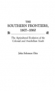 Southern Frontiers, 1607-1860 - John Solomon Otto
