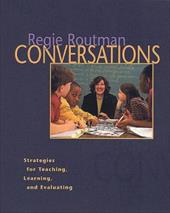 Conversations: Strategies for Teaching, Learning, and Evaluating - Routman, Regie / Routman