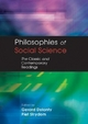 Philosophies of Social Science - Gerard Delanty; Piet Strydom