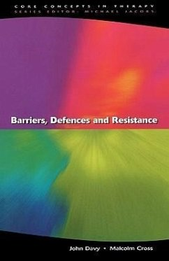 Barriers, Defences and Resistance - Davy, John Cross, Malcolm Davy