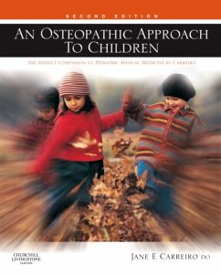 An Osteopathic Approach to Children - Carreiro, Jane E.