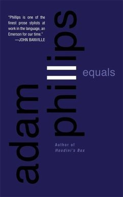 Equals - Phillips, Adam