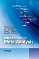 Introduction to Meta Analysis - Michael Borenstein; Larry V. Hedges; Julian P. T. Higgins; Hannah Rothstein