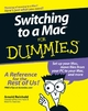 Switching to a Mac For Dummies - Arnold Reinhold