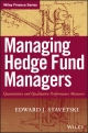 Managing Hedge Fund Managers - E. J. Stavetski