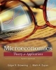 Microeconomic Theory and Applications - Edgar K. Browning; Mark A. Zupan