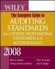 Wiley The Complete Guide to Auditing Standards, and Other Professional  Standards for Accountants 2008 - Nick A. Dauber; Anique Ahmed Qureshi; Marc H. Levine; Joel G. Siegel