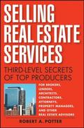 Selling Real Estate Services - Robert A Potter