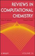 Reviews in Computational Chemistry, Volume 26 - Donald B. Boyd