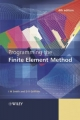 Programming the Finite Element Method - Ian M. Smith; D.V. Griffiths