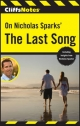 CliffsNotes on Nicholas Sparks' The Last Song - Richard P. Wasowski