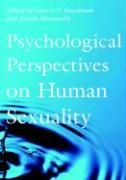 Psychological Perspectives on Human Sexuality
