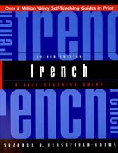 French: A Self-Teaching Guide - Hershfield-Haims, Suzanne