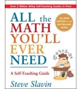 All the Math You'll Ever Need - Steve Slavin