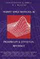 Hilbert Space Methods in Probability and Statistical Inference - Don L. McLeish; Christopher G. Small